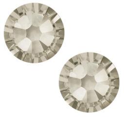 2058 Swarovski Xilion Rose ragasztható kristály, SS20 (4,7 mm) - Crystal Silver Shade