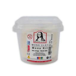 Mona clay gyurma, 500 g - fehér