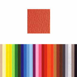Fabriano Elle Erre karton 70x100 cm - 08 arancio