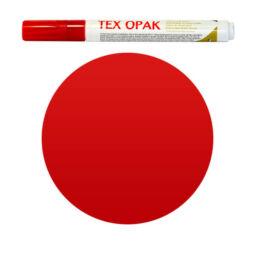 Textilfilc, Tex Opak - sötét anyagra, piros