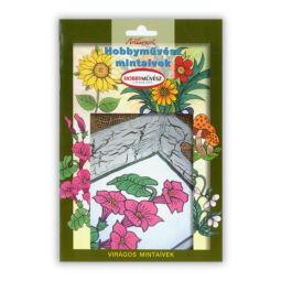 Hobby mintaív - virágos