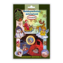 Hobby mintaív - karácsonyi minták II.