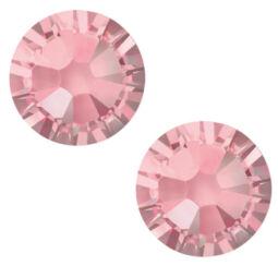 2038 Swarovski Xilion Rose Hotfix vasalható kristály, SS10 (2,8 mm) - Light Rose