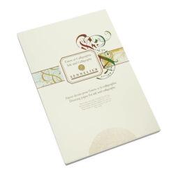 Sennelier tinta- és kalligrafikus tömb - A4