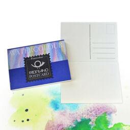 Fabriano levelezőlap akvarelltömb, 300 g - 10,5x14,8 cm - 20 lap