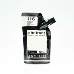 Sennelier Abstract akrilfesték, 120 ml - 116, titanium white