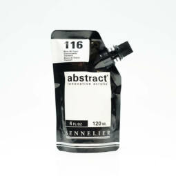 Sennelier Abstract akrilfesték, 120 ml - 116, titanium white