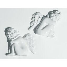 Hobbyművész öntőforma - angyalka szobor, 3D