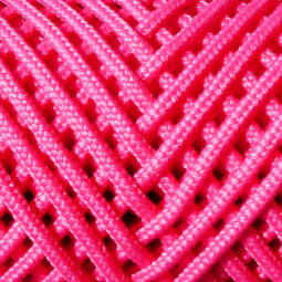 Microcord méterben, 1,7 mm - élénk rózsaszín