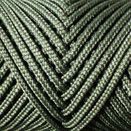Microcord méterben, 1,7 mm - oliv
