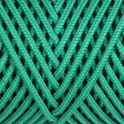Microcord méterben, 1,7 mm - menta