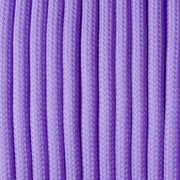 Paracord 550, méterben, 4 mm - élénk lila