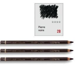 Conté vázlatceruza - Pierre noire, 2B