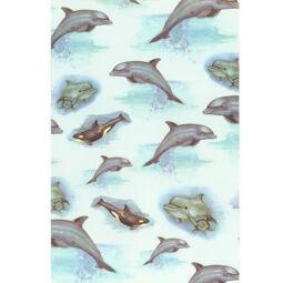 Tassotti decoupage papír - delfin