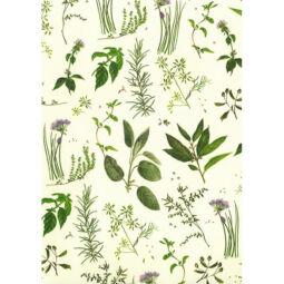 Tassotti decoupage papír - aromás fűszernövények