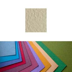 Fabriano Tiziano papír, 50x65 cm, 02 - crema