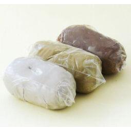 Agyag, 1 kg - fehérre égő