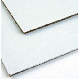 Alapozott farostlemez - 40x50 cm