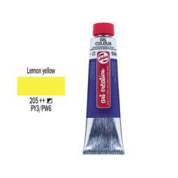 Talens Art Creation olajfesték, 40 ml - 205, Lemon yellow