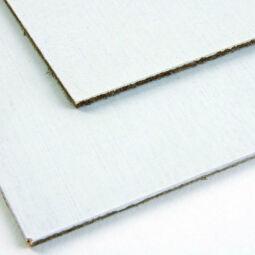 Alapozott farostlemez - 20x20 cm