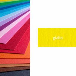 Fabriano Colore színes művészkarton, 200 g, 50x70 cm - 27 giallo