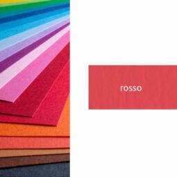 Fabriano Colore színes művészkarton, 200 g, 50x70 cm - 29 rosso