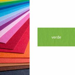 Fabriano Colore színes művészkarton, 200 g, 50x70 cm - 31 verde