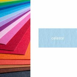 Fabriano Colore színes művészkarton, 200 g, 50x70 cm - 38 celeste
