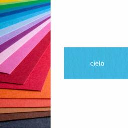 Fabriano Colore színes művészkarton, 200 g, 50x70 cm - 40 cielo
