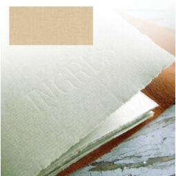 Fabriano, Ingres papír, 90 g, 50x70 cm - 01 gialletto