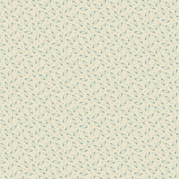 Patchwork anyag - Makower - Super Bloom 9462L Babys Breath, Antique