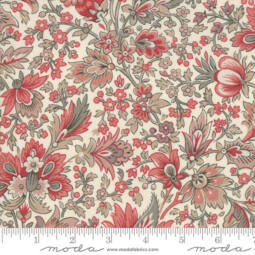 Patchwork anyag - Moda - Chafarcani by French General 13860-12 pearl