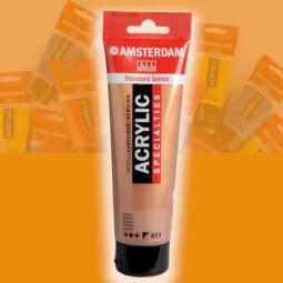 Talens Amsterdam akrilfesték, 120 ml - 231, gold ochre