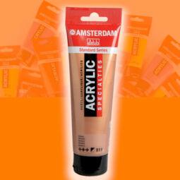 Talens Amsterdam akrilfesték, 120 ml - 257, reflex orange