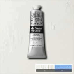 Winsor&Newton Artisan vizes olajfesték, 37 ml - 748, zinc white