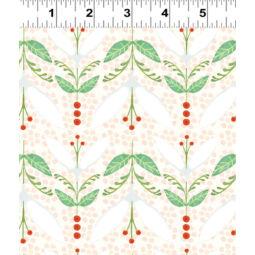 AKCIÓ! Patchwork anyag - Clothworks - Woodsy Y1656-2