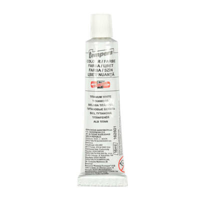 KOH-I-NOOR tempera, 16 ml - titánfehér