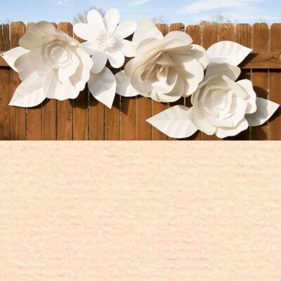 Original papír, struktúrált, elegáns, 50x70 cm - 25 salmon pink, lazacrózsaszín