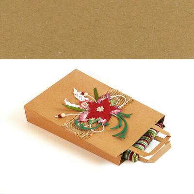 Natúrpapír A4, 100 g - browny craft