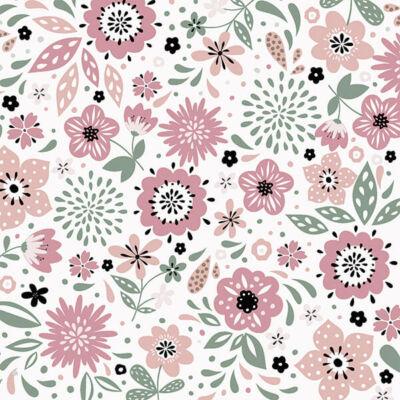 Szalvéta - Modern virág