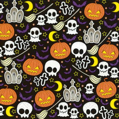Szalvéta csomagban - Halloween mix