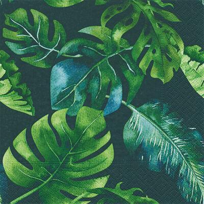 Szalvéta - Dzsungel levelek (r)