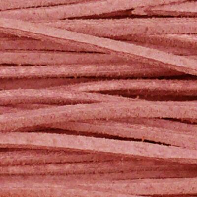 Bőrszíj, 90 cm - rózsaszín