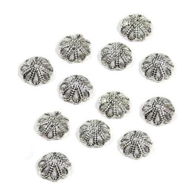 Gyöngykupak - platinum, 6 mm