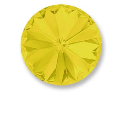 1122 Swarovski Rivoli SS60 (14 mm) - Yellow Opal