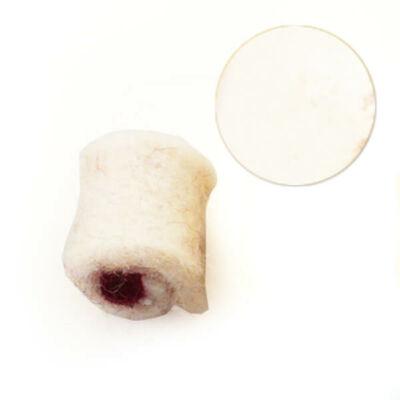Filcgyöngy, töltött cukor - fehér