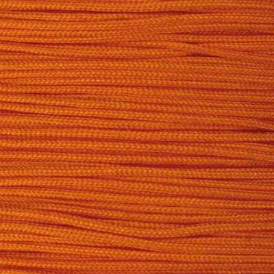 Ékszerzsinór, 0,5 mm vékony, méterben - 16, narancssárga