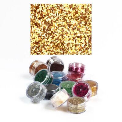 Csillámpor 5 g - arany