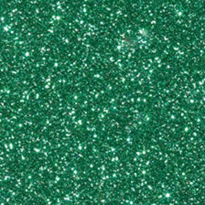 Glitterkarton, A4, 200 g - zöld