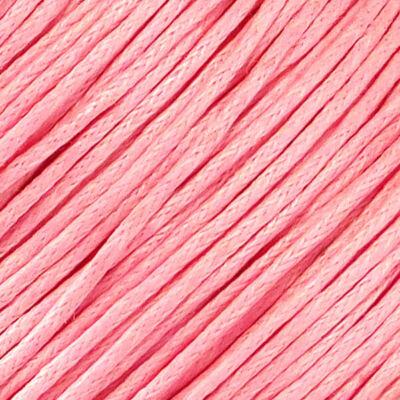 Viaszolt szál, 1 mm-es méterben - 134 rózsaszín